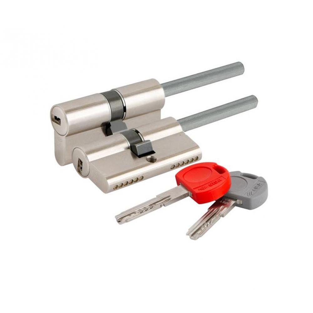 Цилиндровый механизм (80 мм/45+10+25) Cisa ASIX PRO OE307-90.12
