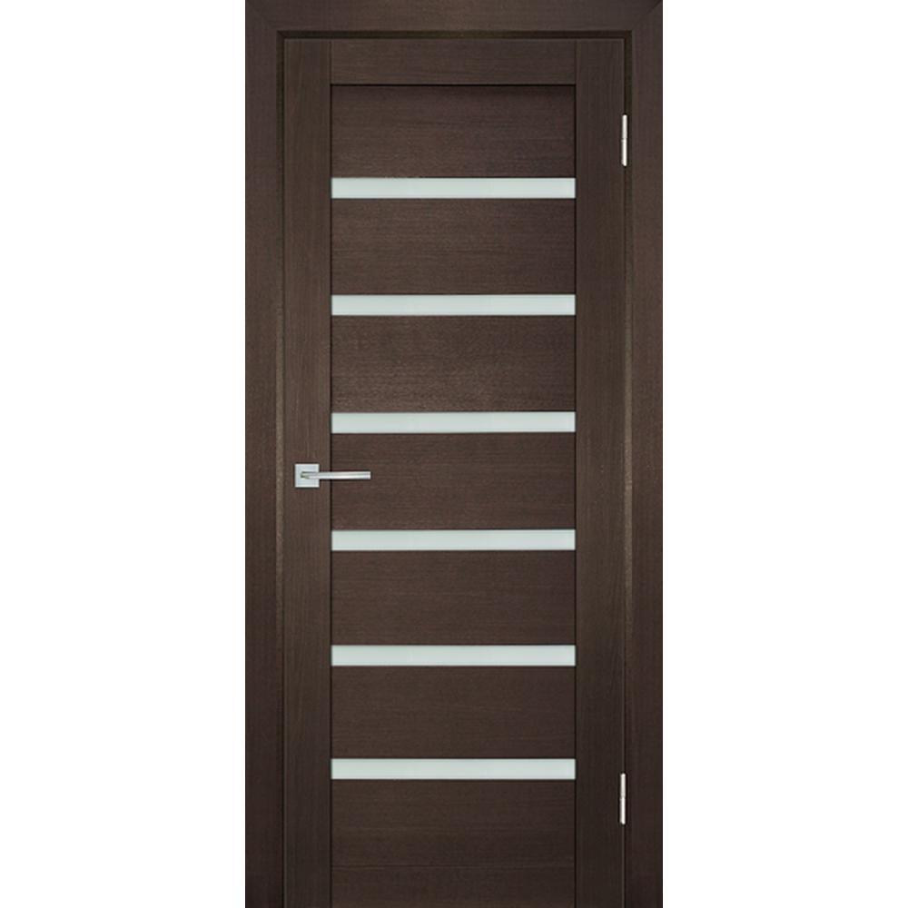 Дверь межкомнатная Техно 707 цвет Венге