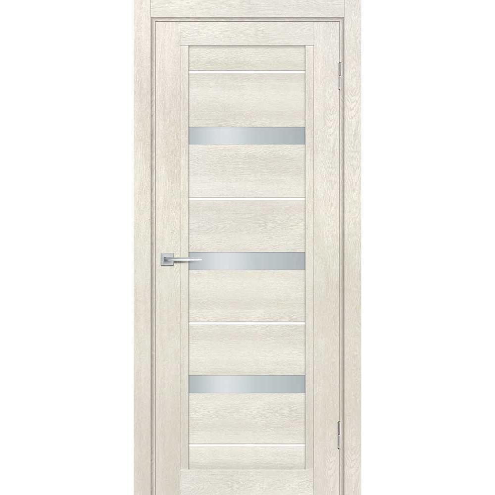 Дверь межкомнатная Техно 803 цвет Бьянко