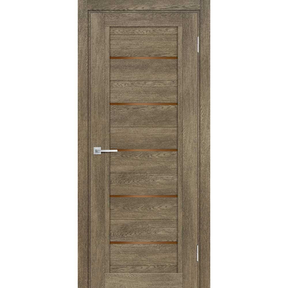 Дверь межкомнатная Техно 809 цвет Бруно