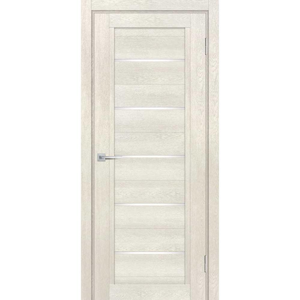 Дверь межкомнатная Техно 809 цвет Бьянко