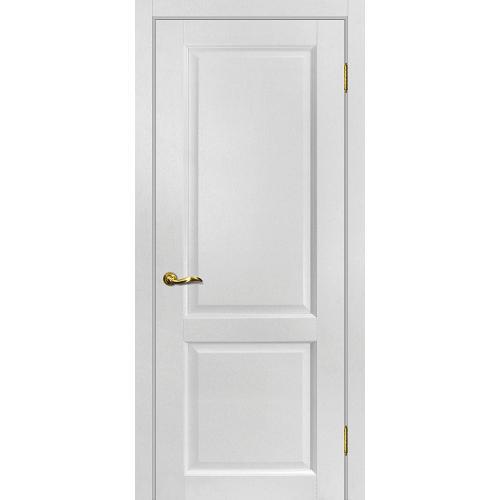 Дверь межкомнатная Тоскано 1 цвет Пломбир