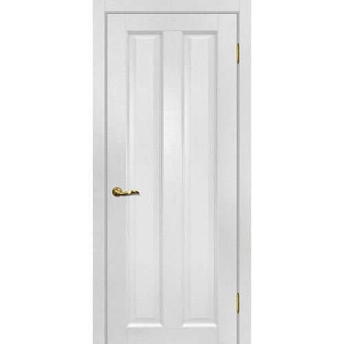 Дверь межкомнатная Тоскано 5 цвет Пломбир