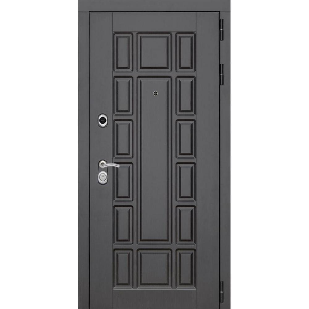 Входная дверь под панель МД 6 Венге