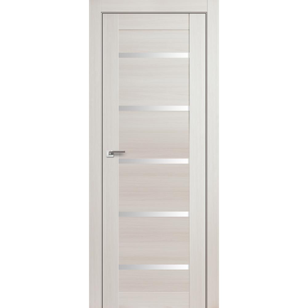 Дверь межкомнатная Profilo Porte  PS 7  цвет Эшвайт