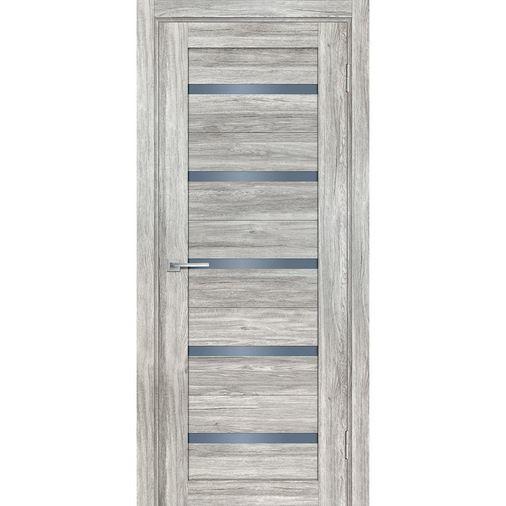 Дверь межкомнатная Profilo Porte  PSL 7 цвет Сан ремо Серый