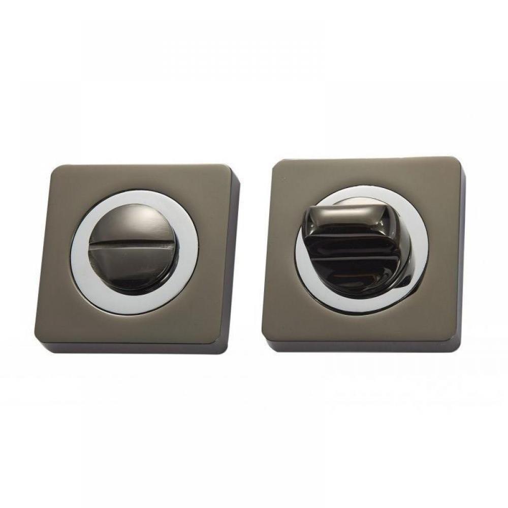 Фиксатор WC Vantage BK02BN цвет никель черный/хром