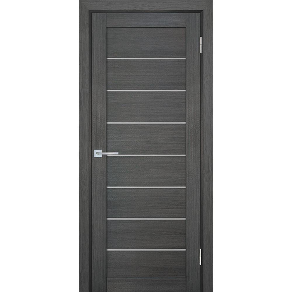 Дверь межкомнатная Техно 708 цвет Грей