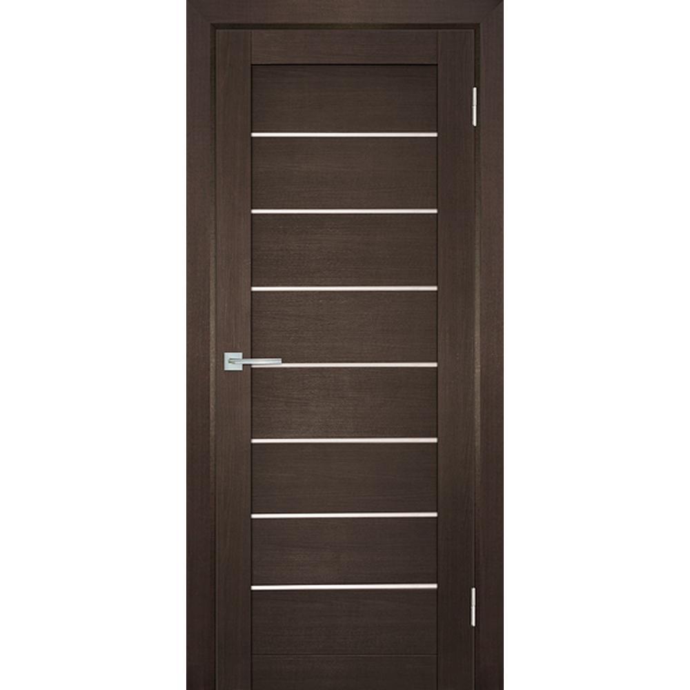Дверь межкомнатная Техно 708 цвет Венге